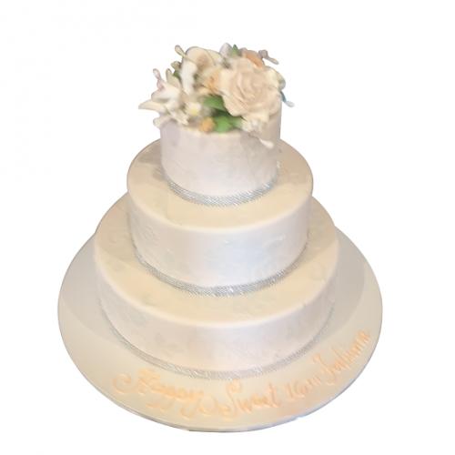 sweetsixteen cake