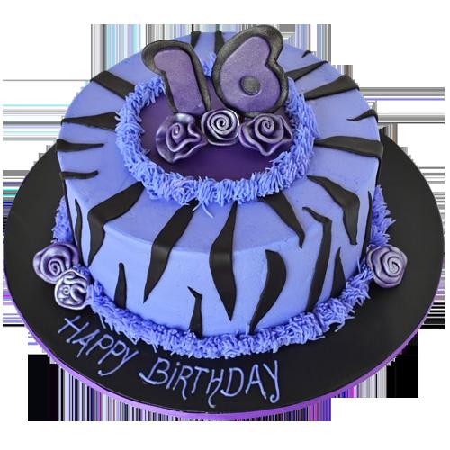 birthday bake cakes