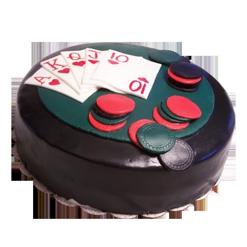 simple round cake decorating ideas