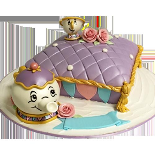 cake design fo girls