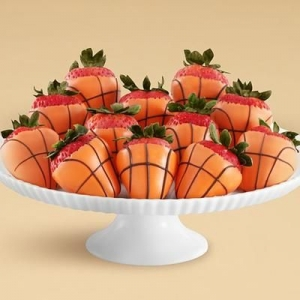 Basketball Strawberries