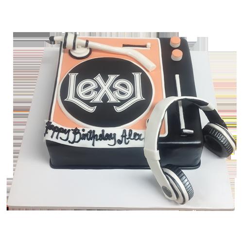 DJ Lexel Cake