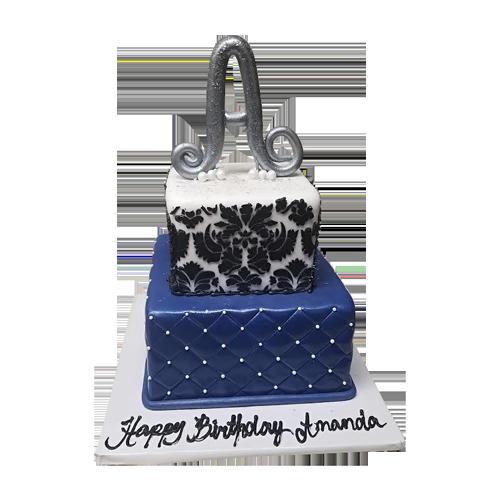 Simple Yet Elegant Cake