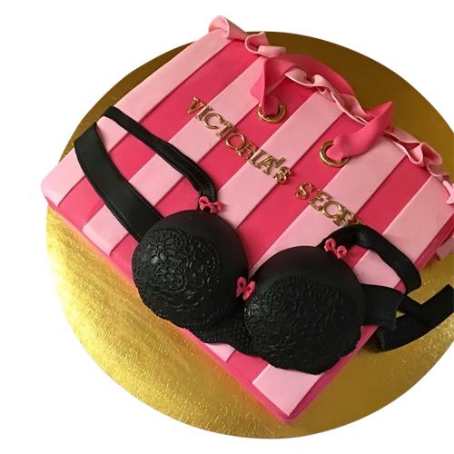 Victoria's Secret Cake