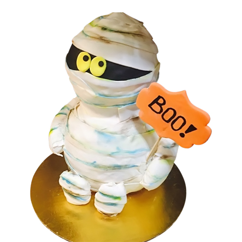 Cute Mummy Cake