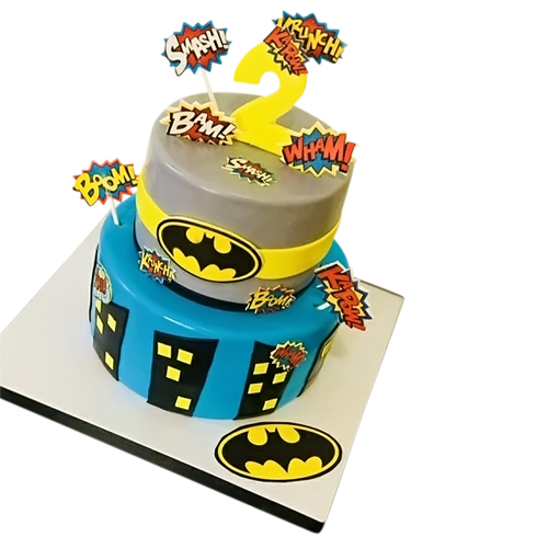 Batman Cake 2